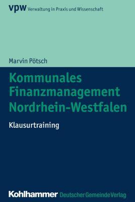Kommunales Finanzmanagement Nordrhein-Westfalen, Marvin Pötsch