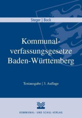 Kommunalverfassungsgesetze Baden-Württemberg -  pdf epub