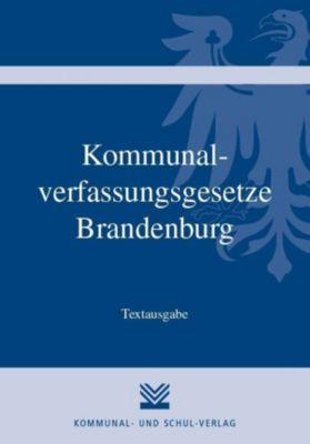 Kommunalverfassungsgesetze Brandenburg -  pdf epub