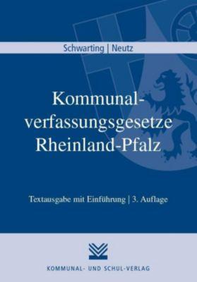 Kommunalverfassungsgesetze Rheinland-Pfalz -  pdf epub