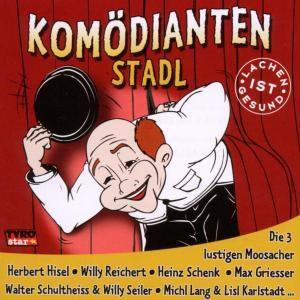 Komödianten-Stadl, 1 Audio-CD, Diverse Interpreten