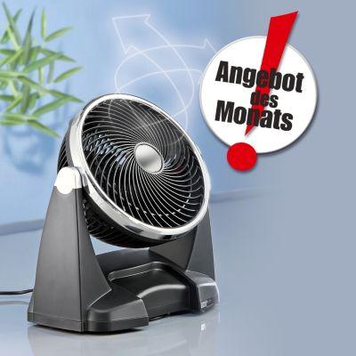 Kompakt-Zirkulator/Ventilator