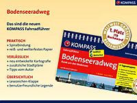 Kompass - Fahrradführer  (Ausgabe: Bodenseeradweg) - Produktdetailbild 1
