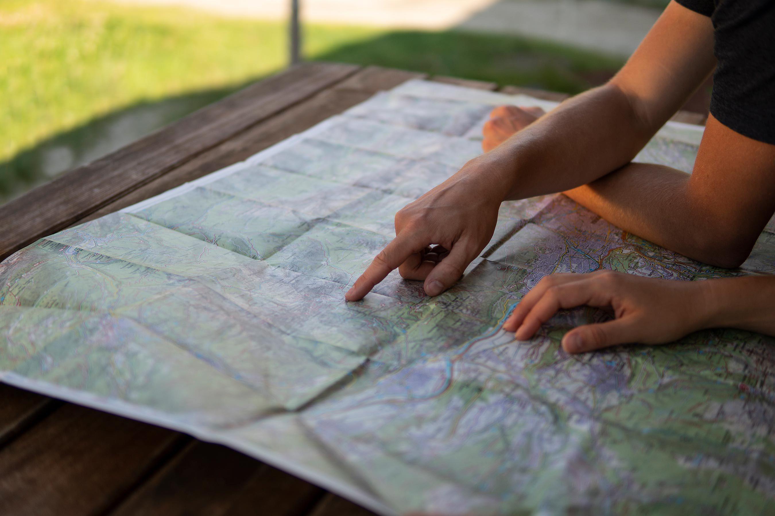 nationalpark eifel karte Kompass Karte Aachen, Düren, Nationalpark Eifel, Rureifel, Hohes