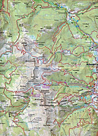 Kompass Karte Achensee - Produktdetailbild 1
