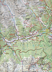 Kompass Karte Ahrntaler Berge, I Monti della Valle Aurina - Produktdetailbild 1