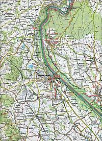 Kompass Karte Altötting, Burghausen - Produktdetailbild 1