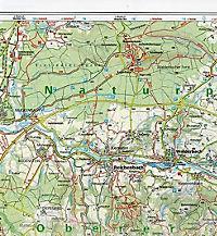 Kompass Karte Bayerischer Wald, 3 Bl. - Produktdetailbild 2