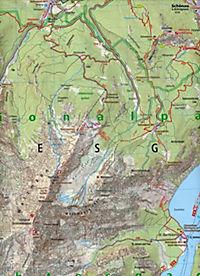 Kompass Karte Berchtesgadener Land, Königssee, Nationalpark Berchtesgaden - Produktdetailbild 2