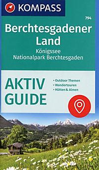 Kompass Karte Berchtesgadener Land, Königssee, Nationalpark Berchtesgaden - Produktdetailbild 1