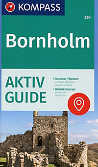 Kompass Karte Bornholm - Produktdetailbild 1