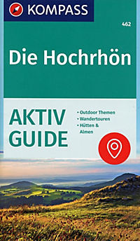 Kompass Karte Die Hochrhön - Produktdetailbild 1