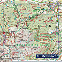 Kompass Karte Gardasee Süd / Basso Garda - Produktdetailbild 1