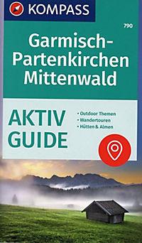 Kompass Karte Garmisch-Partenkirchen, Mittenwald - Produktdetailbild 1