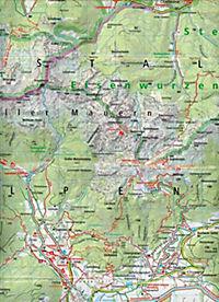 Kompass Karte Gesäuse - Ennstaler Alpen - Pyhrnpass - Eisenerz - Produktdetailbild 1