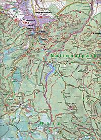 Kompass Karte Harz, 2 Bl. - Produktdetailbild 1