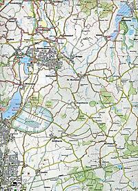 Kompass Karte Kiel, Naturpark Westensee, Mittelholstein - Produktdetailbild 1