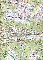 Kompass Karte Kitzbüheler Alpen - Produktdetailbild 1