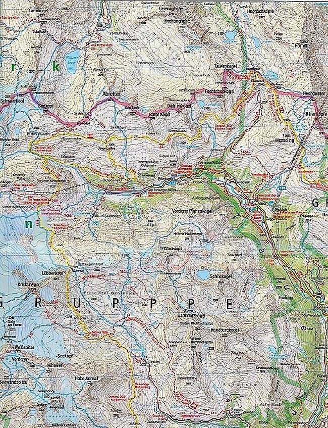 Großglockner Karte.Kompass Karte Matrei In Osttirol Kals Am Grossglockner Weltbild Ch