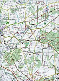 Kompass Karte Naturpark Hohe Mark, Westmünsterland - Produktdetailbild 1
