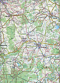 Kompass Karte Ostallgäu, Kaufbeuren - Produktdetailbild 1