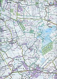 Kompass Karte Ostfriesland, Oldenburg, 3 Bl. - Produktdetailbild 1