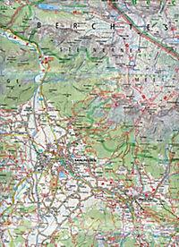 Kompass Karte Saalfelden, Saalbach, Zell am See - Produktdetailbild 1