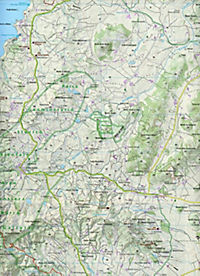 Kompass Karte Sardinien Nord, Sardegna Nord - Produktdetailbild 2