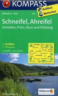 Kompass Karte Schneifel, Ahreifel