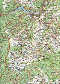 Kompass Karte Schneifel, Ahreifel - Produktdetailbild 1