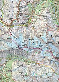 Kompass Karte Südtirol, Alto Adige, South Tyrol, 3 Bl. - Produktdetailbild 2