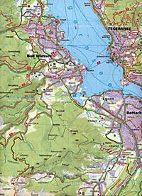 Kompass Karte Tegernseer Tal - Produktdetailbild 2