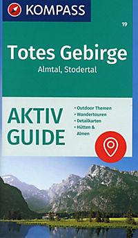 Kompass Karte Totes Gebirge, Almtal, Stodertal - Produktdetailbild 1
