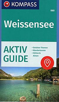 Kompass Karte Weißensee - Produktdetailbild 1