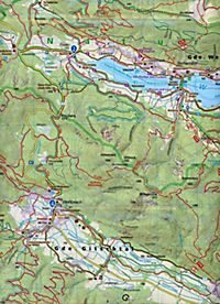 Kompass Karte Weissensee - Produktdetailbild 2