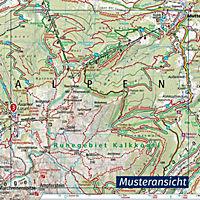 Kompass Karte Zillertaler Alpen, Tuxer Alpen - Produktdetailbild 1