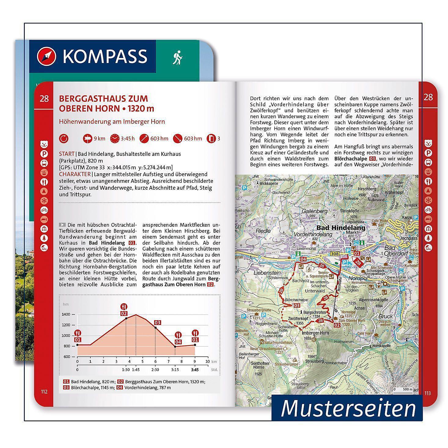 Chiemsee Karte Pdf.Kompass Wanderführer Chiemsee Zwischen Rupertiwinkel Simssee Und