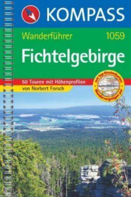 Kompass Wanderführer Fichtelgebirge, Norbert Forsch