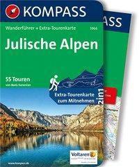 Kompass Wanderführer Julische Alpen, m. 1 Karte - Boris Korencan |