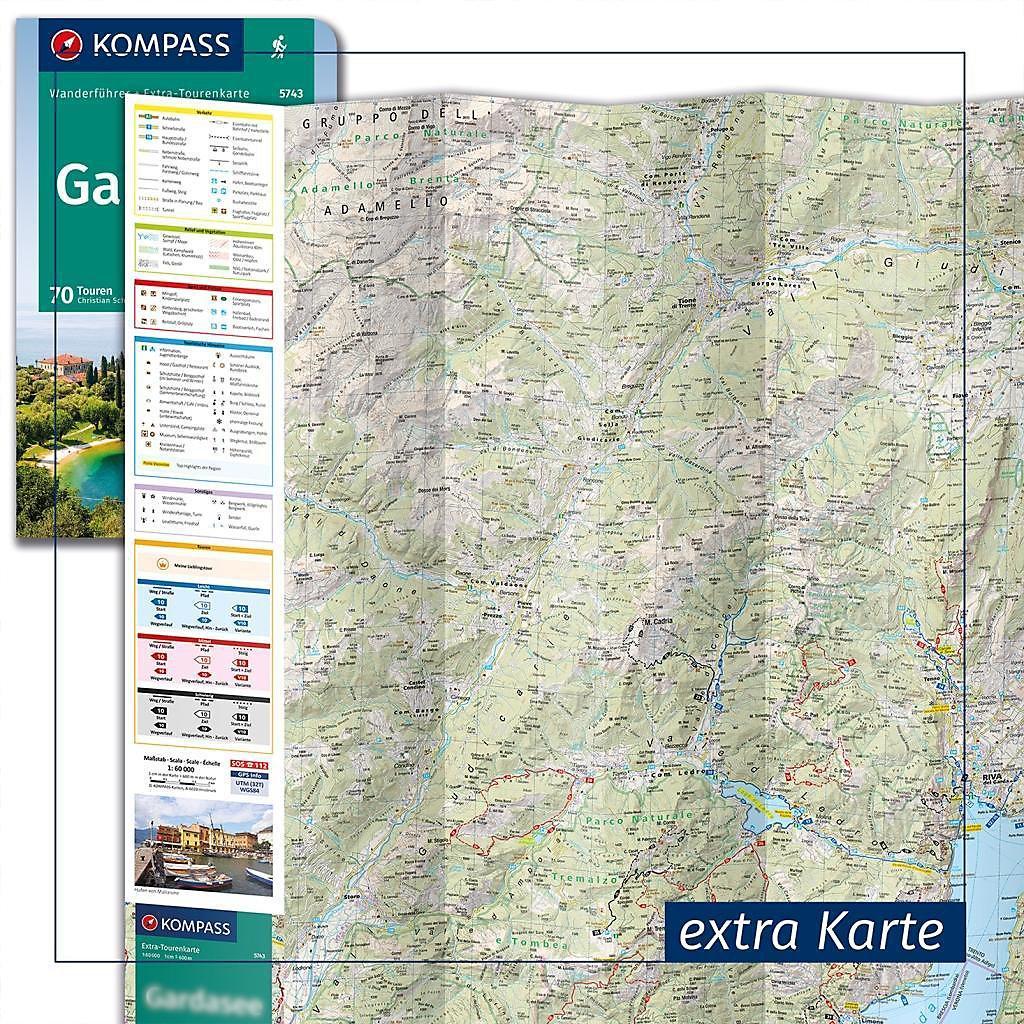 Lago Maggiore Karte.Kompass Wanderführer Lago Maggiore M 1 Karte Buch Weltbild Ch