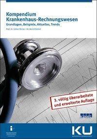Kompendium Krankenhaus Rechnungswesen, Volker Penter, Bernd Siefert