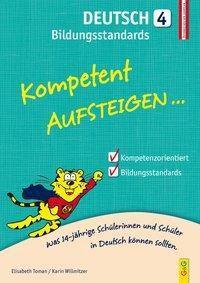 Kompetent Aufsteigen Deutsch Bildungsstandards 4. Klasse AHS/NMS -  pdf epub