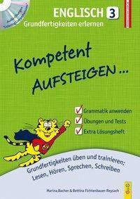 Kompetent Aufsteigen Englisch - Grundfertigkeiten erlernen, m. Audio-CD