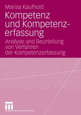 Kompetenz und Kompetenzerfassung, Marisa Kaufhold