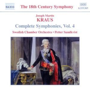 Komplette Symphonien Vol.4, Peter Sundkvist, Swedish Co