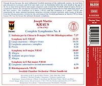 Komplette Symphonien Vol.4 - Produktdetailbild 1