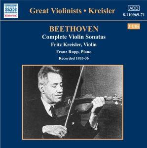Komplette Violinsonaten, Fritz Kreisler