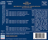 Komplette Violinsonaten - Produktdetailbild 1