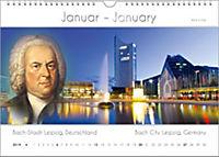Komponisten-Kalender 2019, Städte und Komponisten. DIN-A-3 - Produktdetailbild 1