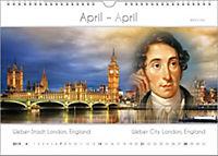 Komponisten-Kalender 2019, Städte und Komponisten. DIN-A-3 - Produktdetailbild 4